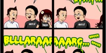 "Comic 84 – ""Just Friends"""