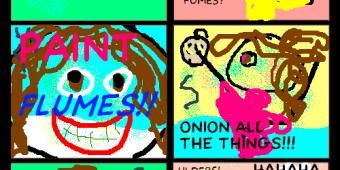 """Comic 223 – """"Flumes"""""""