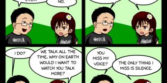 """Comic 289 – """"VEDA"""""""