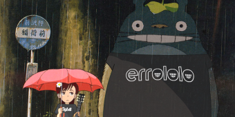 Not Comic: My Neighbour Errololo