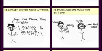 "Comic 340 – ""6 Reasons Errol is Awesome"""