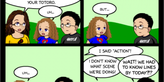 "Comic 424 – ""Action!"""