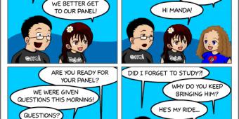 "Comic 477 – ""Panel Prep"""
