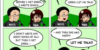 """Comic 478 – """"Panel Etiquette"""""""
