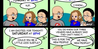 """Comic 542 – """"Alternate Date"""""""