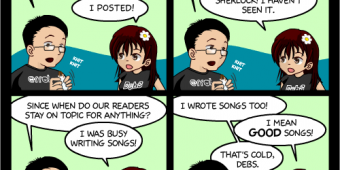 "Comic 554 – ""Comment Feast"""