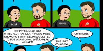 "Comic 666b – ""Sapient Network"""