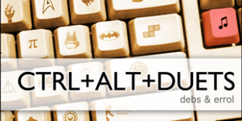 CTRL+ALT+DUETS Listening Party with D&E!