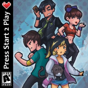 Press Start 2 Play EP