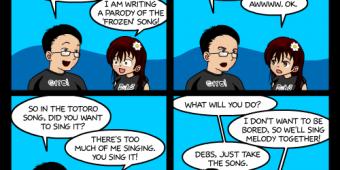 "Comic 822 – ""Fixated"""
