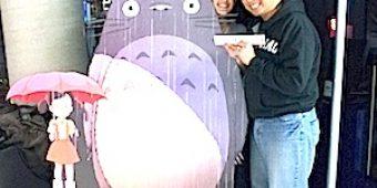 Win Two Tickets to Totoro At TIFF! #DAEatTIFF