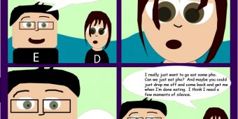 Comic Submission 818 – Mr. Gee