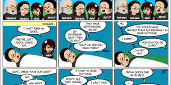 "Comic 889 – ""Farewell, OryCon!"""