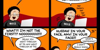"Comic 1038 – ""WoB Kickstarter!"""
