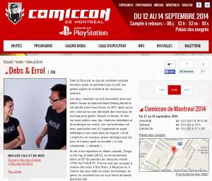 FrenchBio_MontrealComiccon