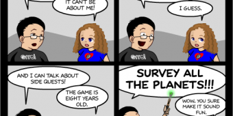 "Comic 1080 – ""Old Games"""