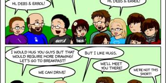 "Comic 1101 – ""Breakfast Club"""