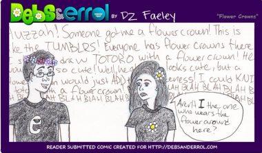 Guest Comic 1100 – DZFaeley